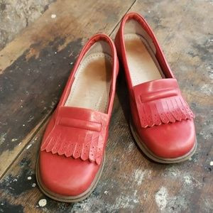 Vintage Nickels Soft Kiltie Loafers